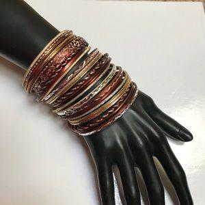 Bangles set bracelet